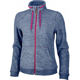 High Colorado Trentino Fleecejacke Damen navy melange
